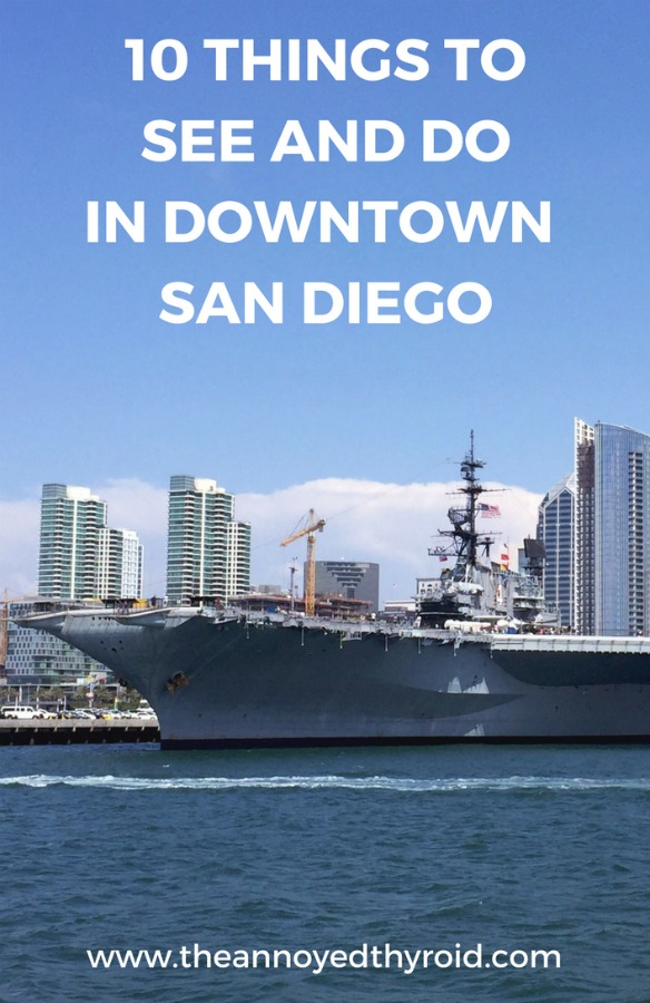 10 things to see and do in San Diego