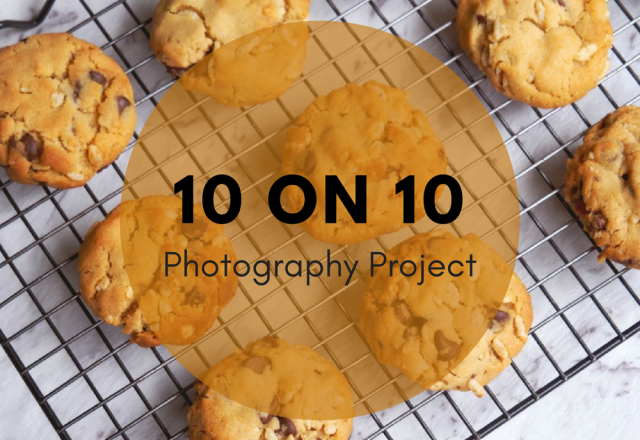 10 on 10 Photography Project – In My Kitchen