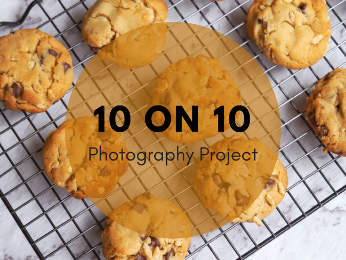 10 on 10 Photography Project - in my Kitchen