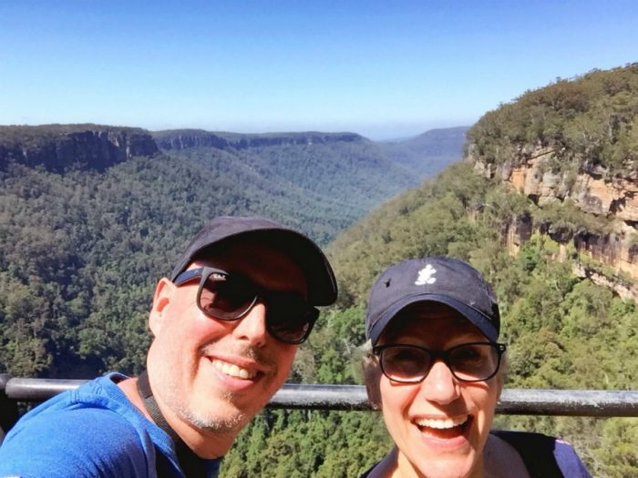 A weekend in Kangaroo Valley - Fitzroy Falls 2