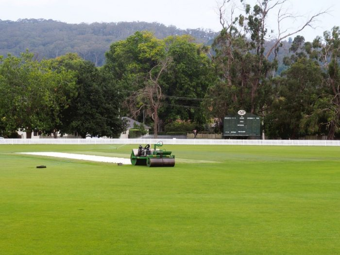 A weekend in Kangaroo Valley - Bradman Oval