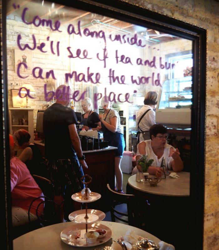 A weekend in Kangaroo Valley - Afternoon Tea Dirty Jane's 2