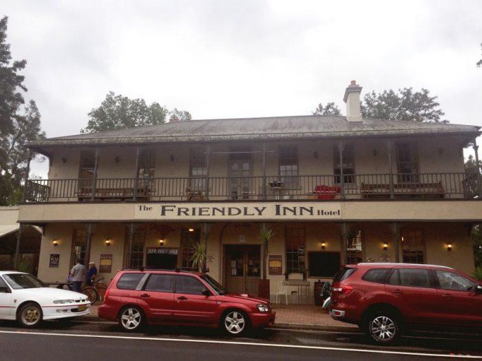 A weekend in Kangaroo Valley - The Friendly Inn
