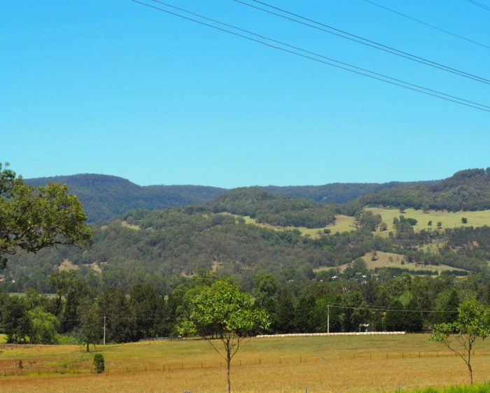 A weekend in Kangaroo Valley - Worlds Best Pies 3