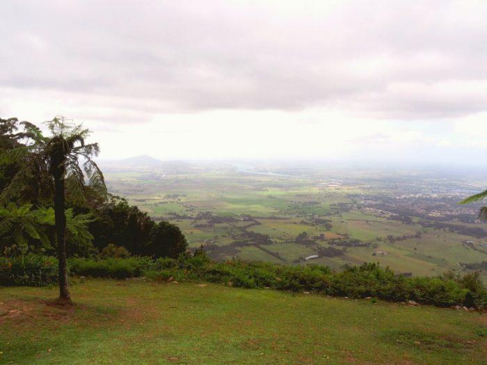 A weekend in Kangaroo Valley - Cambewarra Lookout