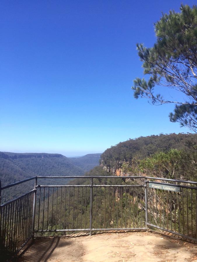 A weekend in Kangaroo Valley - Fitzroy Falls