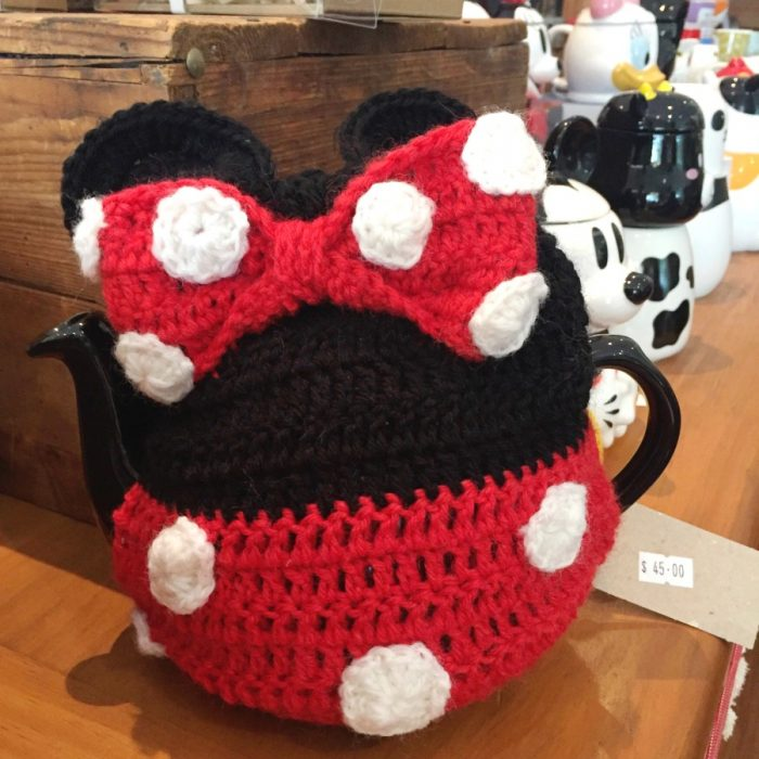 Minnie Mouse Tea Cosy