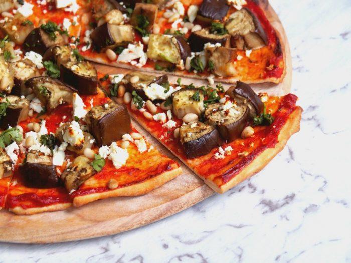 Moorish Pizza 5