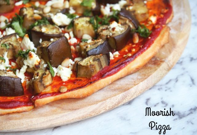 Meatless Monday – Moorish Pizza