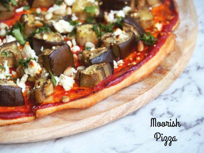 Moorish pizza 1