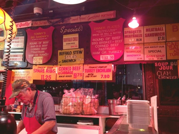 Where to eat in San Francisco - Tommy's Joynt