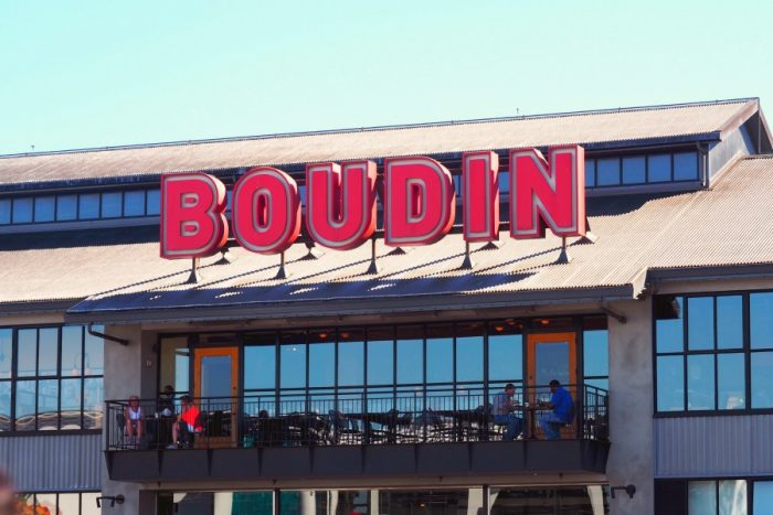 Where to eat in San Francisco - Boudin Bakery