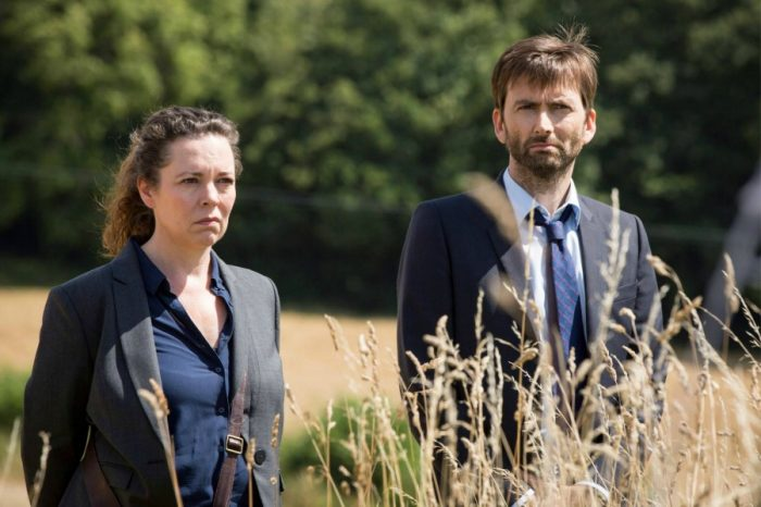 Netflix favourites - Broadchurch
