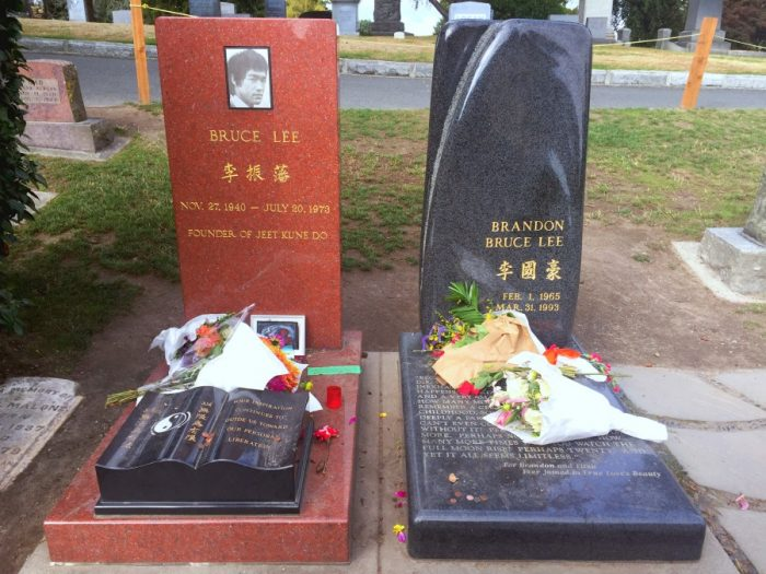 Things to see and do in Seattle - Bruce Lee's Grave