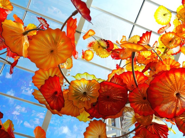 Things to see and do in Seattle - Chihuly