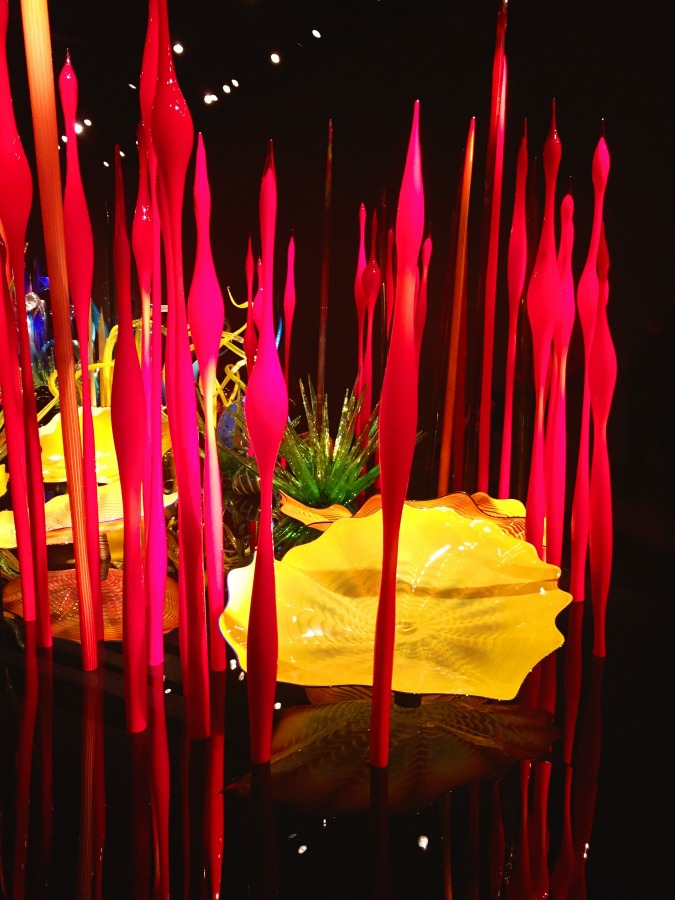Things to see and do in Seattle - Chihuly 4