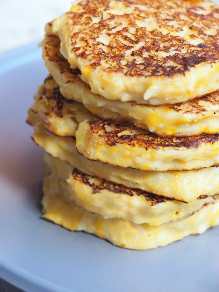 Fluffy Creamed Corn Cakes 3