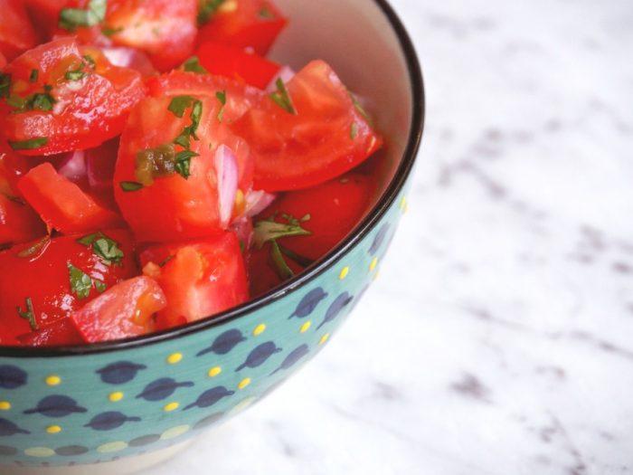 Mexican Tomato Salad 4