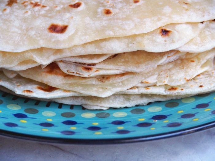 Roti (indian flat bread) 5