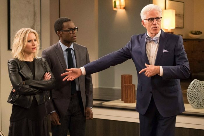 Best shows on Netlifx - The Good Place