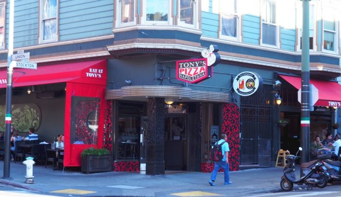 Where to eat in San Francisco - Tony's
