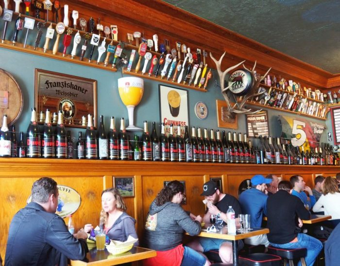 13 places to eat and drink in San Fransisco - Toronado 2