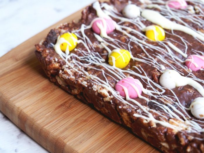 Easter Chocolate Fridge Cake 5