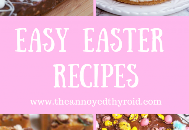 11 Easy Easter Recipes