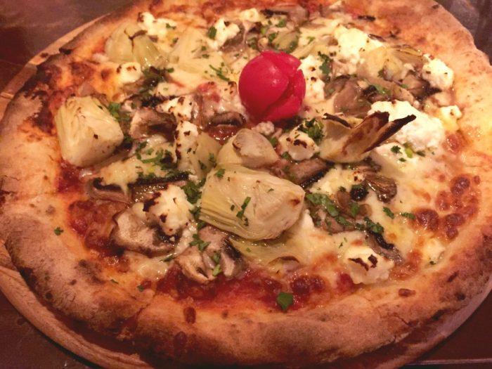 Maccaroni Trattoria - pizza