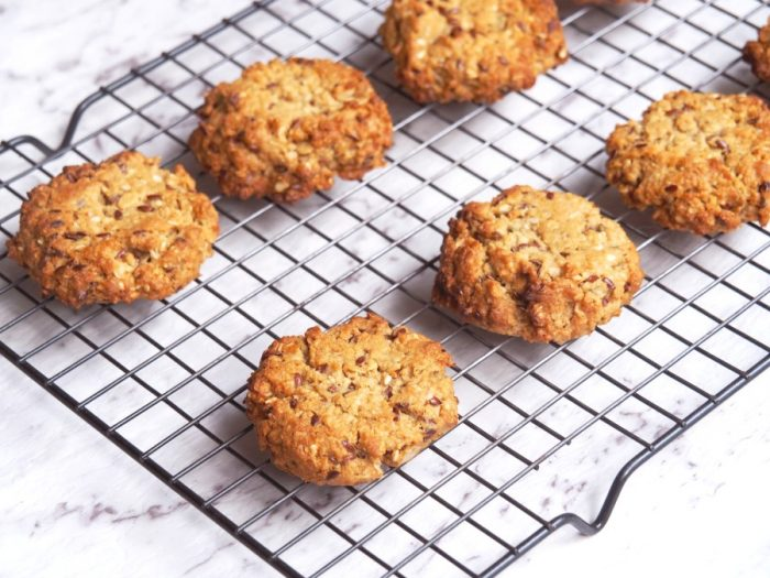 Seeded Anzac Biscuits 6