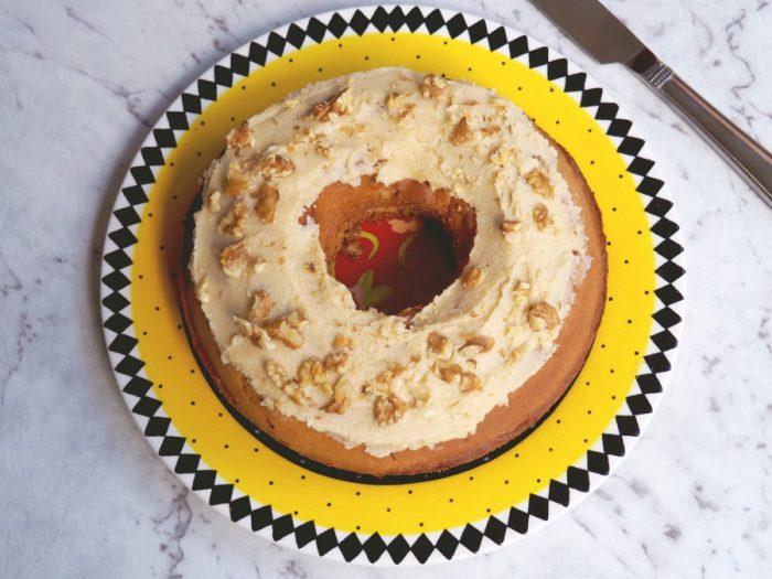 Walnut Cake 4