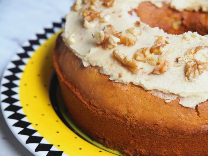 Walnut Cake 7