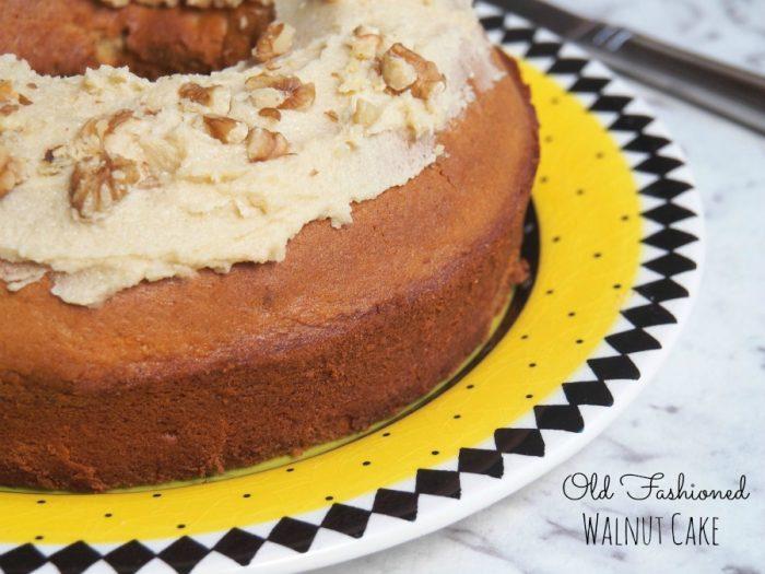 Walnut Cake 5