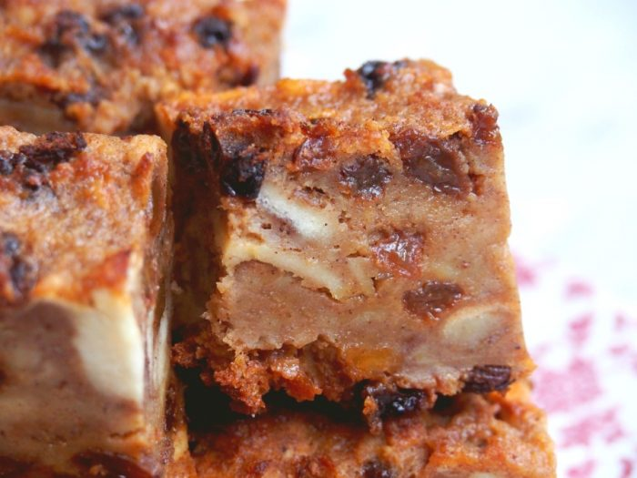 Nana's Best Ever Bread Pudding 3