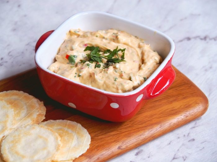 Sweet Chilli Sour Cream Dip 5
