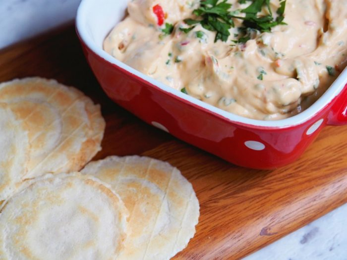 Sweet Chilli Sour Cream Dip 4