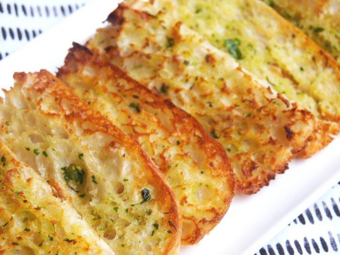 Easy Garlic Bread 3