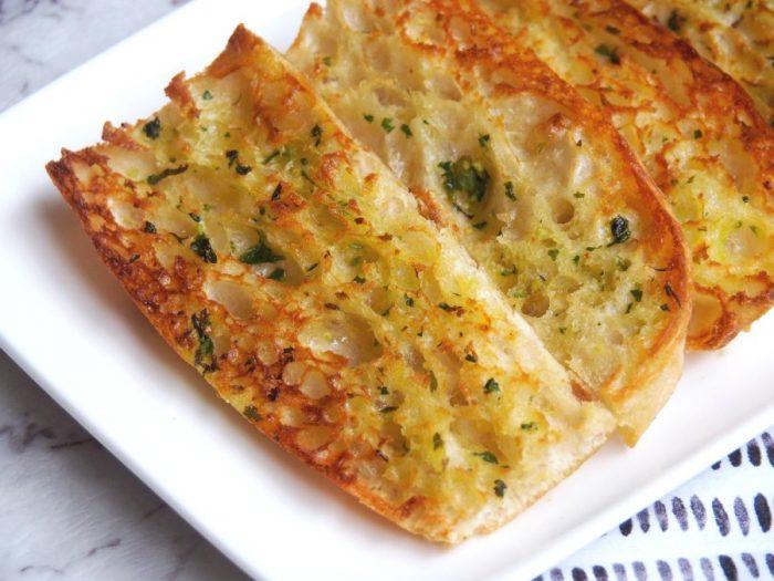 Easy Garlic Bread 1