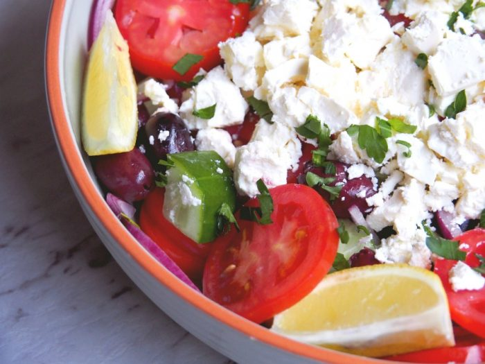 Ultimate Greek Salad 5