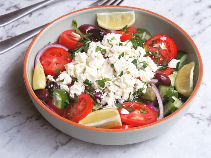 Ultimate Greek Salad 3