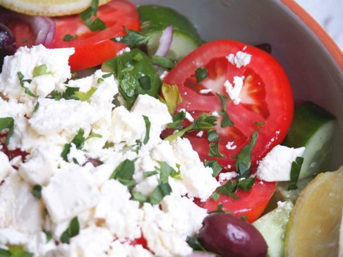 Ultimate Greek Salad 4