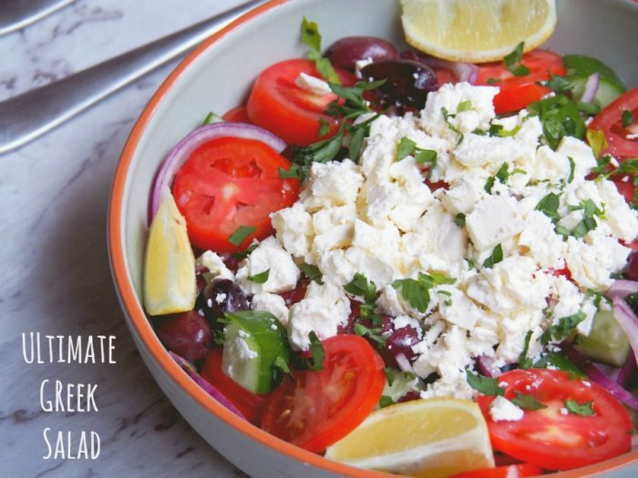 Ultimate Greek Salad 2