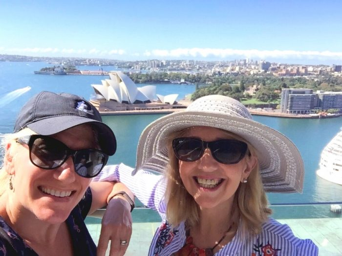 What to see and do in Sydney - Pylon Lookout 1