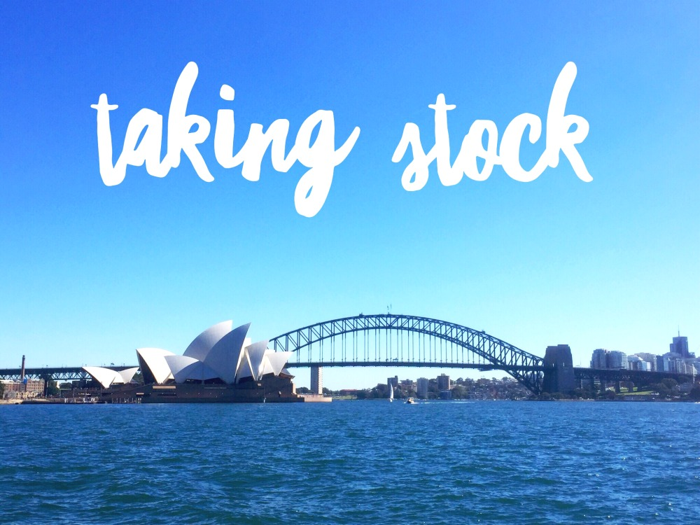 Taking Stock May 2018
