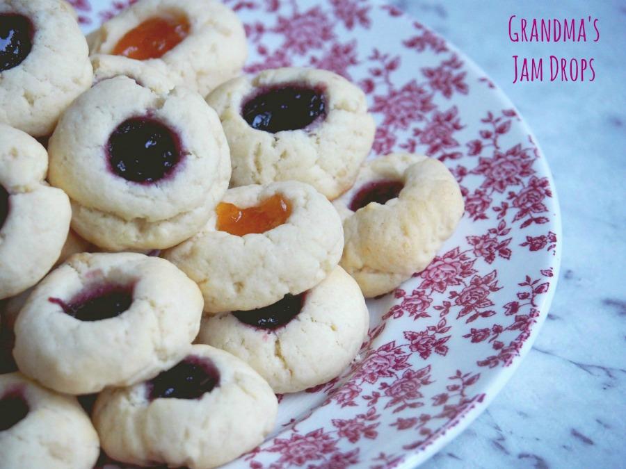 Grandma's Jam Drops