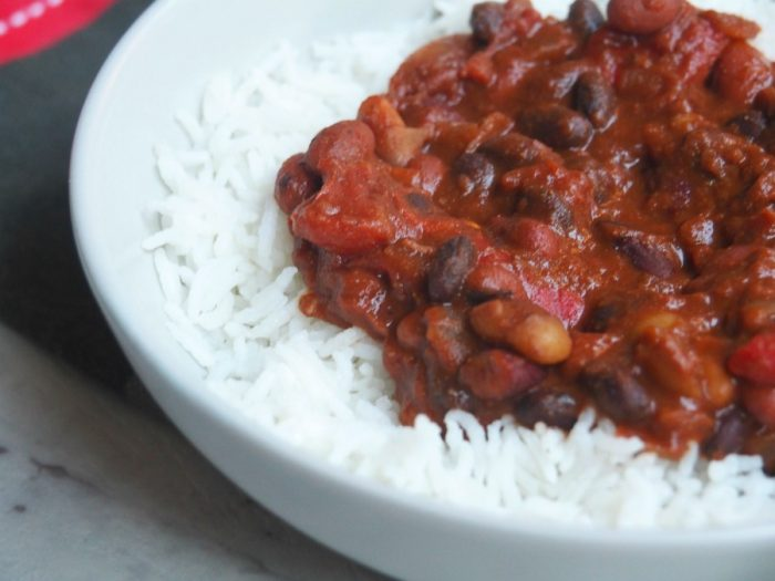 Smoky Bean Chilli 7