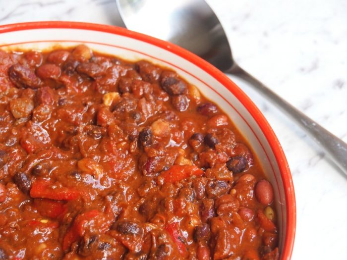 Smoky Bean Chilli 3