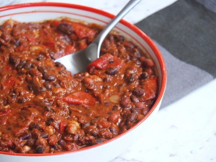 Smoky Bean Chilli 2