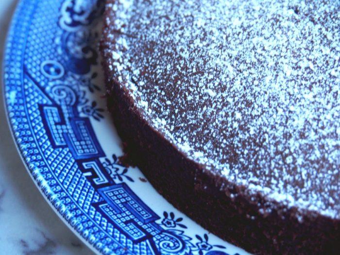Melt and Mix Chocolate Cake 3