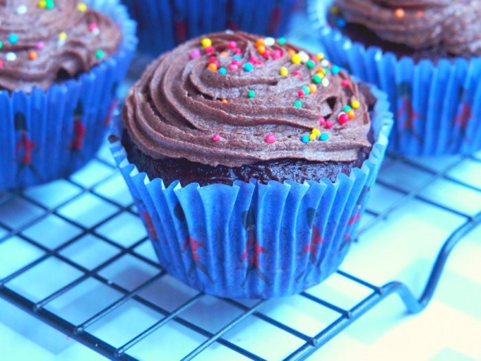 Egg, Nut and Dairy Free Cupcakes 3